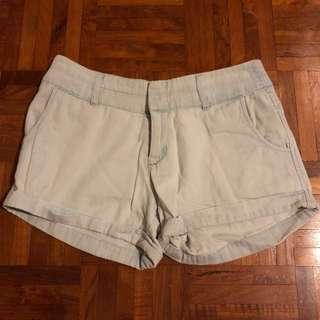 cotton on light blue shorts