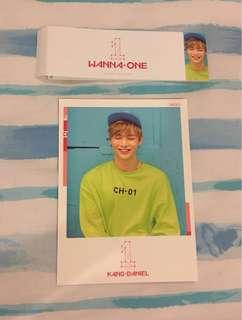 [WTT]WANNAONE TBO (pink v.) COVER PIC & SLEEVE KD TO ONG
