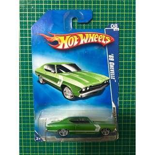 HOTWHEELS '69 Chevelle