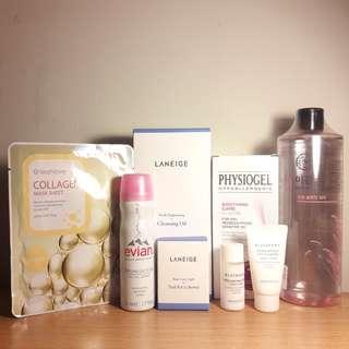 New & Preloved Skincare