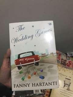 The Wedding Game by Fanny Hartanti