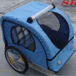 Bicycle Trailer for Kids/Pets/Equipment