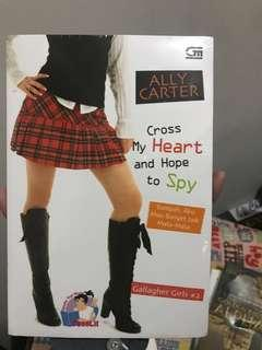 Cross Ny Heart and Hope to Spy - Gallagher 2