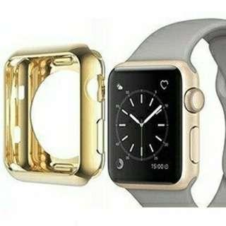 🚚 Free Mailing! Apple Watch Bumper Cover for 42mm - Gold