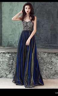Sequin Dinner Gown