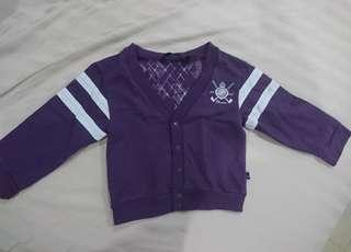 Never used Periwinkle Cardigan