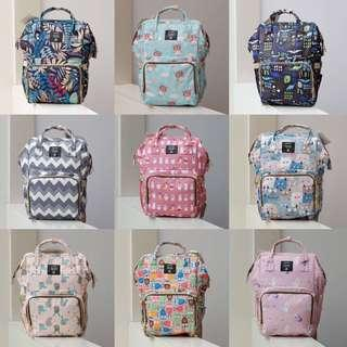 Anello mommy diapers backpack motif