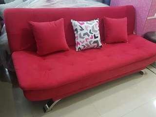 Sofa bed kimura display ukuran 160cm x 130cm