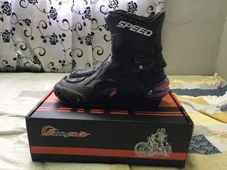 RidingTribe Speed Boots