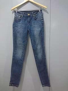 Preloved Mango Jeans