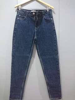 Never used Mango Mom Jeans