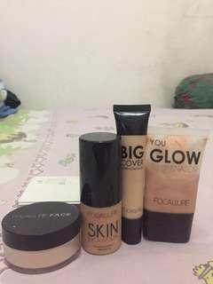 Focallure make up set