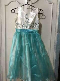 ‼️MARK DOWN PRICE‼️Little Princess Gown (Preloved)