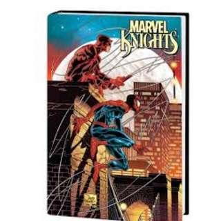 Marvel Knights Omnibus