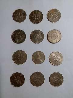 1997年特別版硬幣