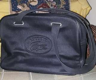 *** Repriced Authentic Lacoste Bag @ PHP 700