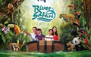 River Safari Open Date 6 Month