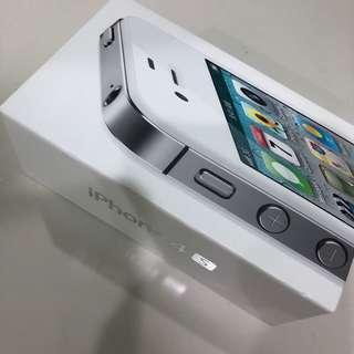 🚚 apple iphone4s 手機 原廠空盒 原廠硬盒
