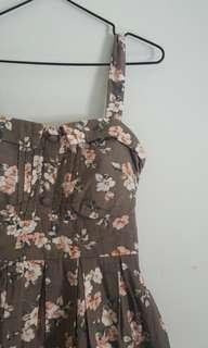 Vintage Tea Dress #swapAU