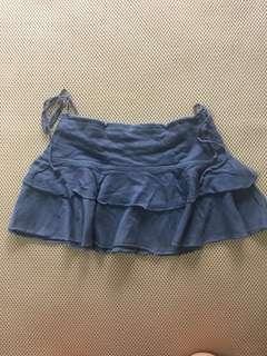 🚚 A&F 棉質蛋糕裙