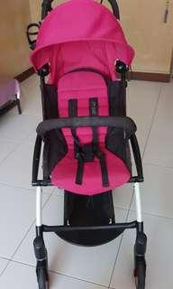 Kiddopotamus stroller
