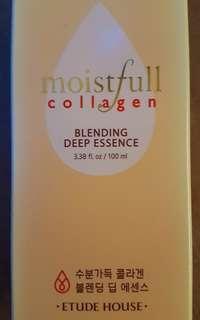Etude Moistful Collagen Blending Deep Essence 100ml