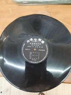 🚚 老唱片