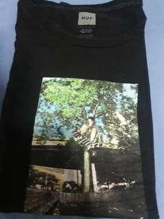 Huf signature shirt