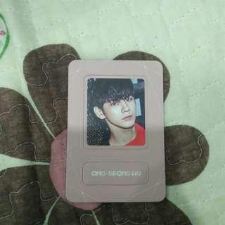 Ong Magnet Card
