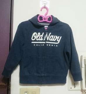 🚚 8成新Old Navy 純棉柔軟刷毛外套