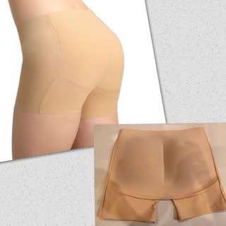 Butt Pushup Padded Boyleg Shorts