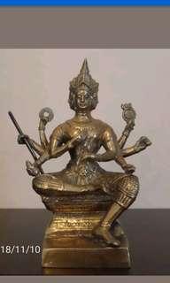 四面神像(铜铸)