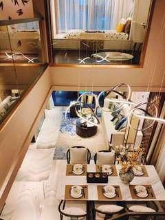 上乘世紀#5.4米超高層複式!#3房1000呎豪宅55萬上車