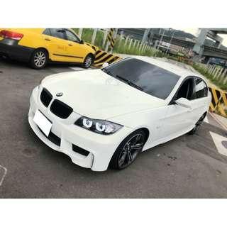 BMW  325i   2.5L  '06  白