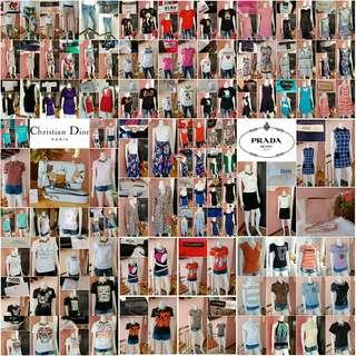 🎉ONE TIME MEGA SALE🎉 Take All Over Eighty (80) +++ Authentic Signature Brand Tops, Dresses, Bags, etc.
