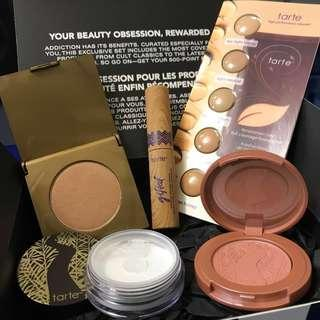 🚚 Assorted Tarte makeup
