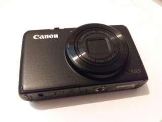 Canon powershot s95 數碼相機