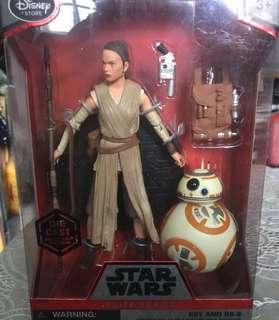 Star Wars Diecast Rey and BB8 MIB