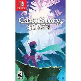 Nitendo Switch Game - Cave Story