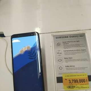 Kredit Handphone Samsung A6+