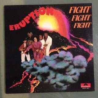 Lp Eruption (Fight Fight Fight) vinyl record