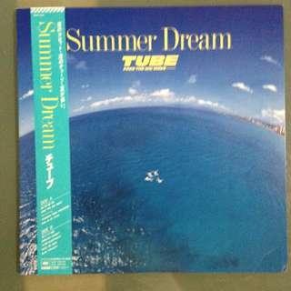 Lp Tube (Summer Dream) Japanese vinyl record