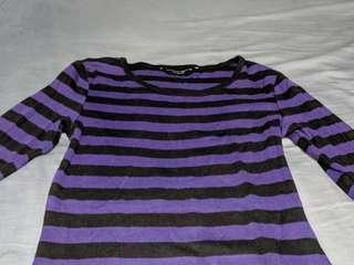 🚚 Dorothy Perkins Long sleeved striped top