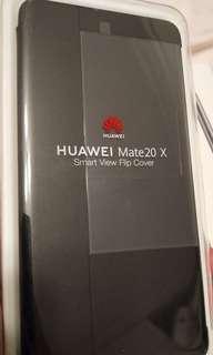 Huawei Mate20 X smart view flip cover