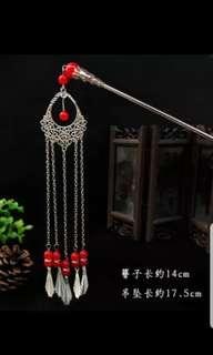 Vintage Oriental Hair stick