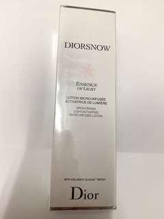 Dior Diorsnow Essence of Light Brightening Light-Activating Micro-Infused Lotion 雪凝亮白光肌精華化妝水
