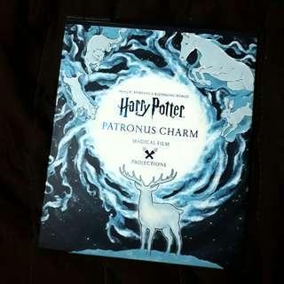 Harry Potter Patronus Charm Magical Film Projections