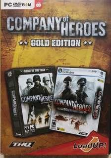 Company of Heros Gold Edition