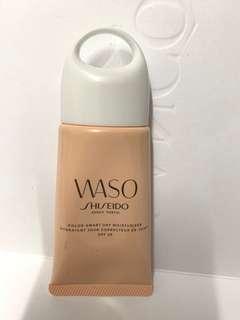 SHISEIDO Waso Color-Smart Day Moisturizer SPF30 防曬面霜 防曬乳液