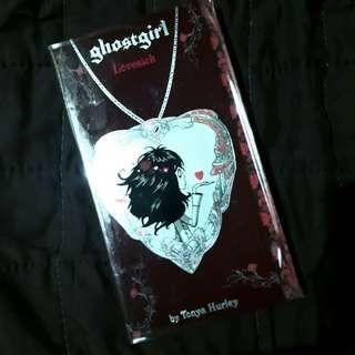 ghostgirl : Lovesick by Tonya Hurley - Teen Novel